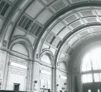 The Baker Street Station stand empty on June, 29, 1979. (Photo by The News-Sentinel)