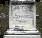Col. Sion Bass served in the 30th Indiana Regiment (Bloody Thirtieth) and became a colonel in 1861. He lost his life a week after being wounded at the Battle of Shiloh. He was considered Fort Wayne's first fallen hero of the war.
