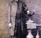 Daniel Bates was one of three generations to fight in the Civil War. He fought in the Battle of the Peninsula in Falmouth, Va. Serving in the military was a family business for the Bates. His father, Asa, fought in the Revolutionary War.