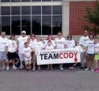 Members of Team Cody for the C. Cody Mitro Foundation. Photo submitted by Christine Weirauch.