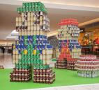 An example of a previous entry in the CANstruction competition. (Courtesy photo)