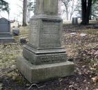 Col. William Link served as commander of the 12th Indiana Infantry. He was wounded in the leg by a Minie ball during battle in Richmond, Ky. Three weeks later, he died in a military hospital.