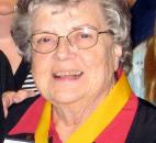 Joan Uebelhoer of Fort Wayne is a founding mother of many women's organizations in the Fort Wayne area, including the Fort Wayne Feminists, SCAN (Stop Child Abuse & Neglect), Women's Studies at IPFW and the Fort Wayne Hedge School. She died Sept. 8. Courtesy photo