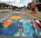 PHOTO GALLERY: 2013 Three Rivers Festival Chalk Walk