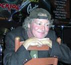 Richard Davis, or WXKE Rock 104 DJ Buzz Maxwell, died June 27. Courtesy photo