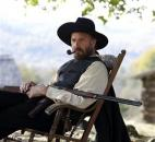 "Kevin Costner, who portrayed Devil Anse Hatfield from the History network's miniseries ""Hatfields & McCoys,"" was nominated for a Golden Globe for best actor in a television movie or miniseries for his role. Photo by Kevin Lynch"