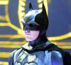 "Actor Jack Walker played the caped crusader in the ""Batman Live"" arena show at the coliseum in December. Photo by Ellie Bogue"