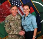 CIA director and former top U.S. general David Petraeus resigned in November after admitting an extramarital affair with his biographer, Paula Broadwell. Photo by The Associated Press