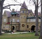 Brookside at the University of Saint Francis is decorated for Christmas and open to the public the next two weekends.