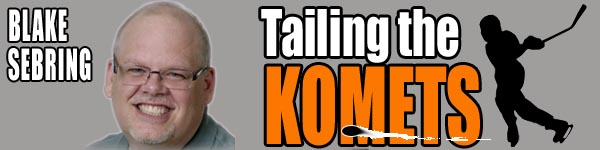 Tailing the Komets