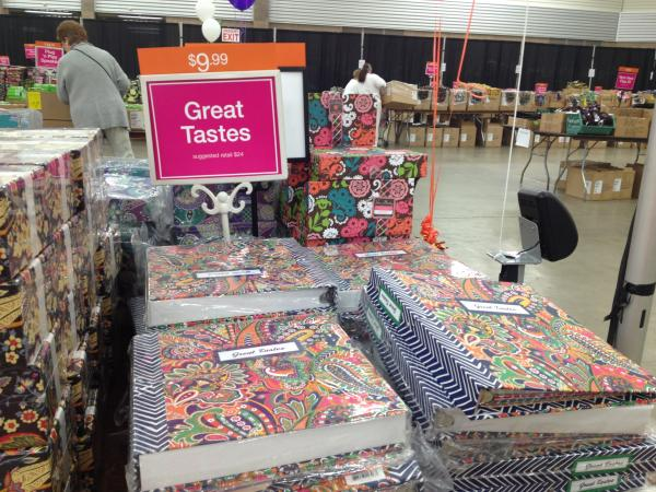 ead9d49145e1 Some unique items at the Vera Bradley Outlet Sale this week include a  recipe book with